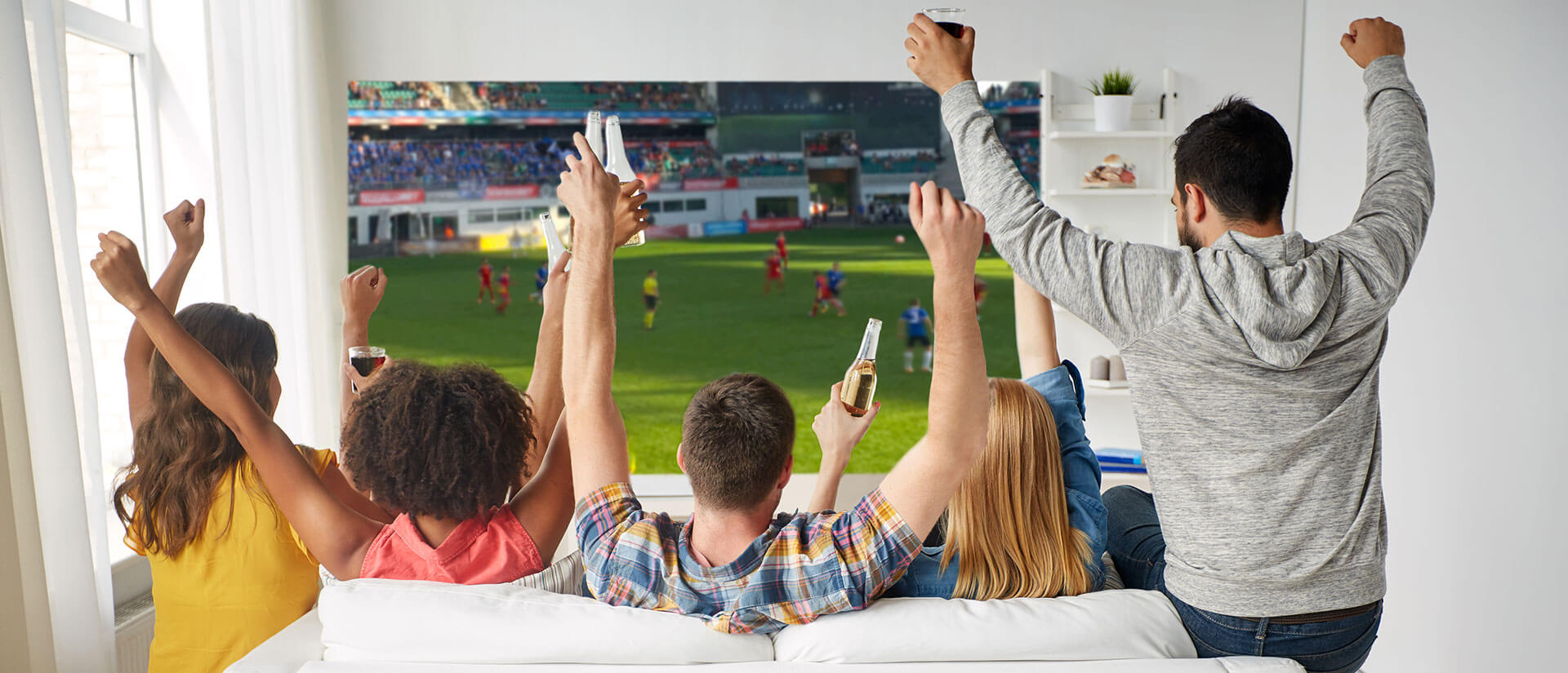 Smart-TV-Projector
