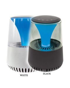 Hepa Filter Air Purifier With Bluetooth Speaker 25db Quiet